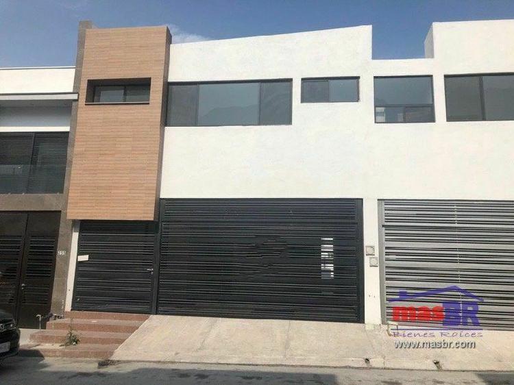 Casa nueva en venta en Cumbres Elite, parte alta de Leones,