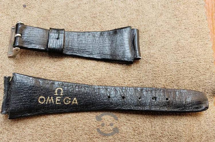 Correa de Piel Omega 20mm vta cmb