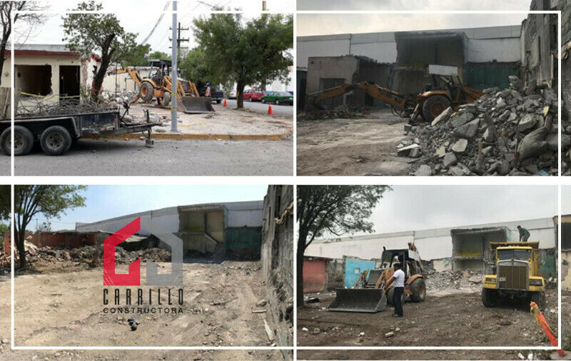 Demoliciones - Anuncio publicado por Constructora Carrillo