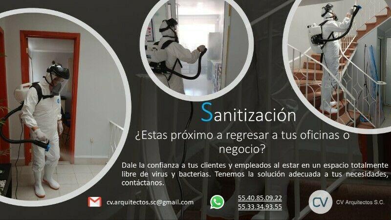 Desinfección - Anuncio publicado por arturo