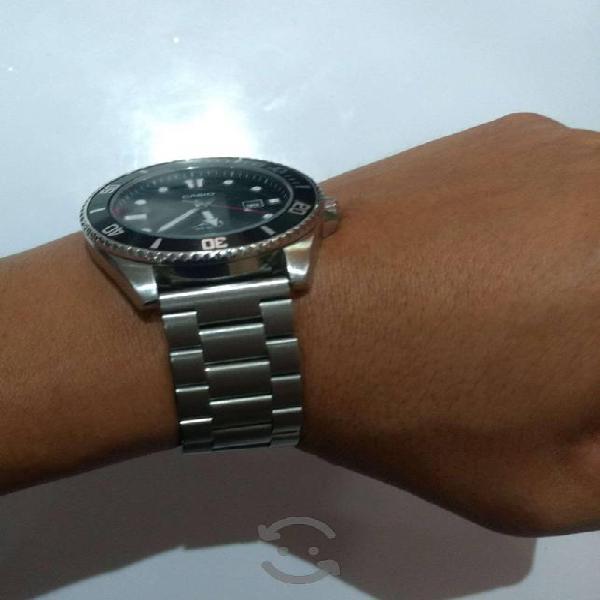 Extensible para reloj de acero inoxidable