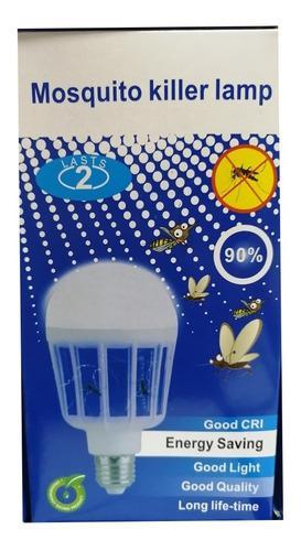 Lampara Led Repelente Para Mosquito Caja 50 Pz