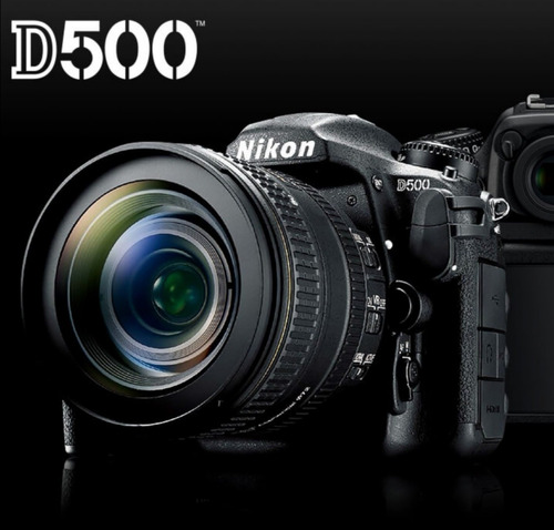 Nikon D500 Dx-format Digital Slr With mm Ed Vr Lens