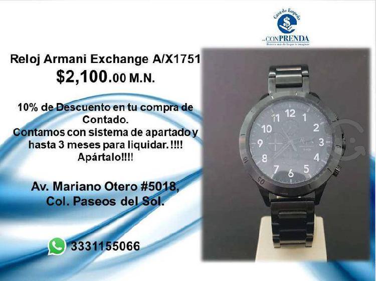 Reloj Armani AX 1751