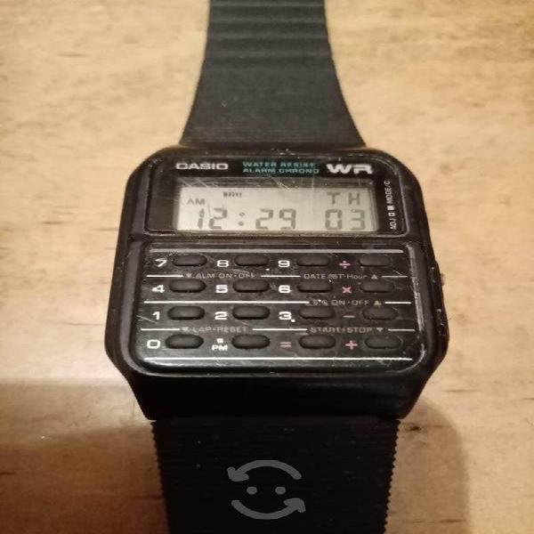 Reloj Casio CA-53W Vintage Clasico