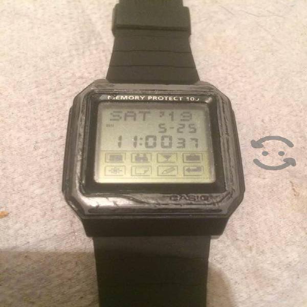 Reloj Casio Touch Vintage Coleccionistas