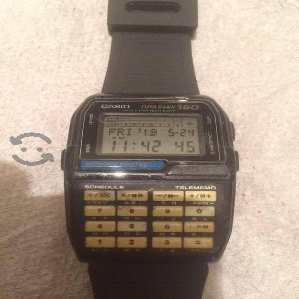 Reloj Casio Vintage DBC-150 Ojo Coleccionistas