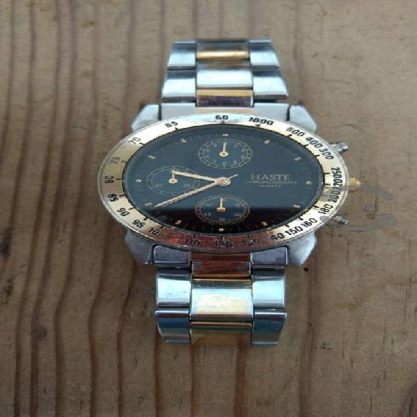 Reloj Haste con cronometro