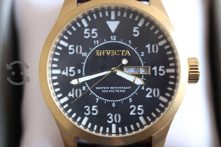 Reloj Invicta Men's 11194 Hombres Usados Correa De
