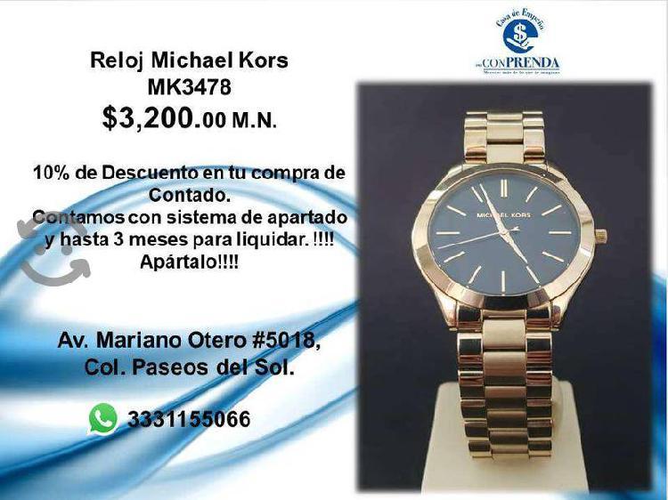Reloj Michael Kors Mk 3487