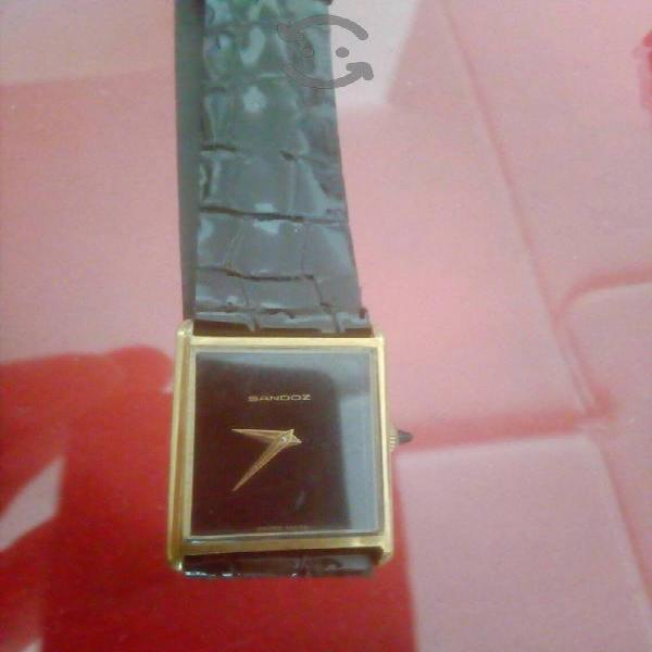 Reloj Sandoz de cuerda