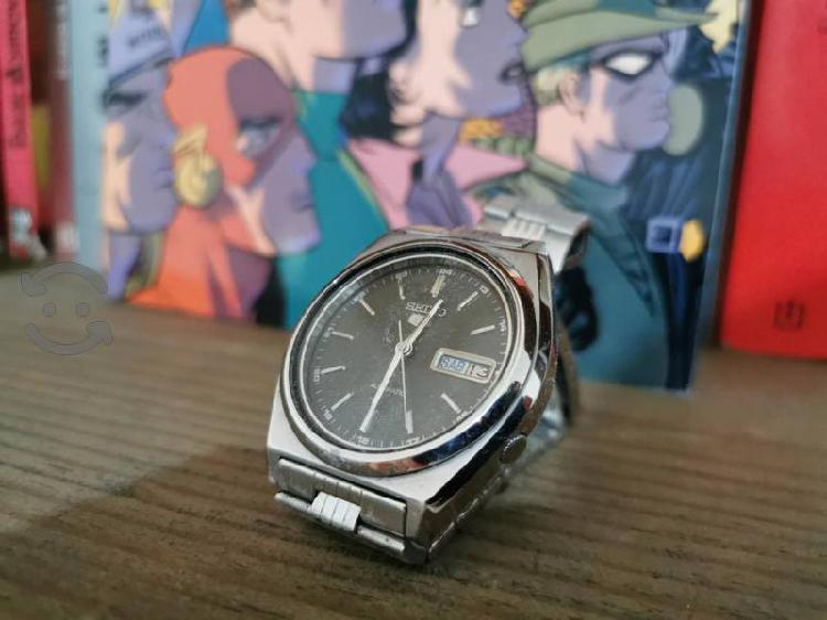 Reloj Seiko 5, Automático