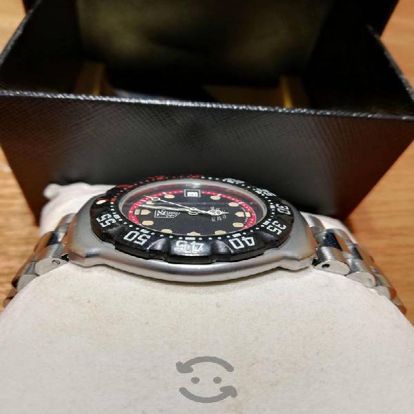 Reloj Tag Heuer Fórmula 1- Excelentes Condiciones!