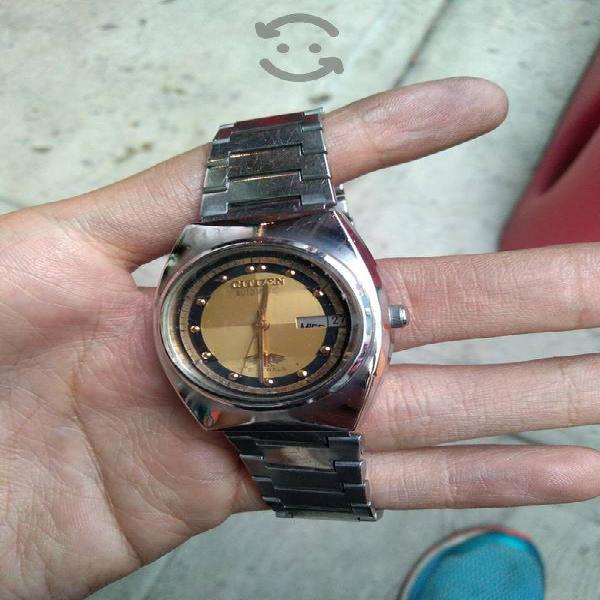 Reloj citizen automático de caballero original