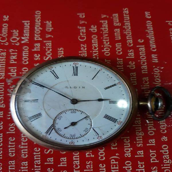 Reloj de Bolsillo marca ELGIN. colecciónable