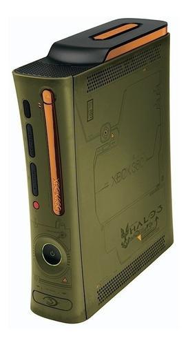 Xbox 360 Edición Halo 3 + 3 Juegos !!!