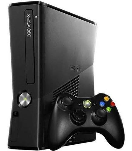 Xbox 360 Slim, Con Kinect Y Juegos