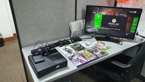 Xbox 360 Slim E 4 Gb + 250 Hdd