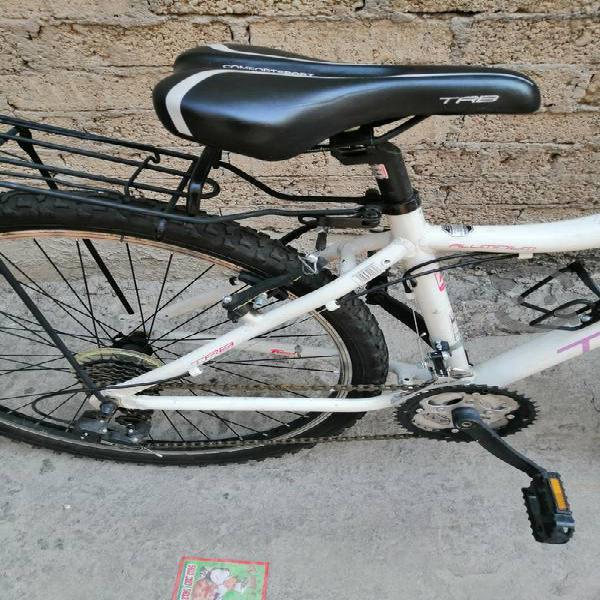 bicicleta rodada 26 marca turbo