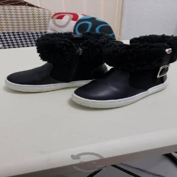 botas niña piel marca tropicana