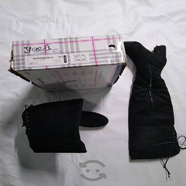 botas nuevas en caja