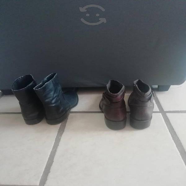 par de botas