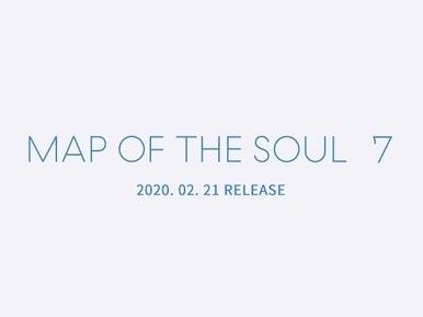 Bts - Map Of The Soul 7 (set 4) + Póster + Regalo Preventa