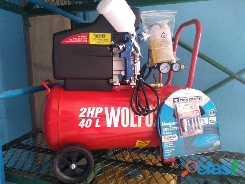 Compresor de Aire WOLFOX