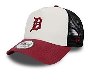 Gorra Tigres De Detroit New Era Ajustable