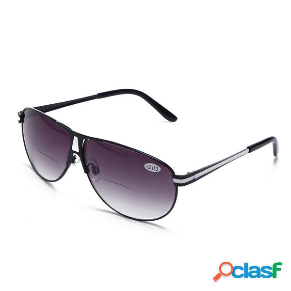 Hombres Mujer Lectura Gafas Y gafas de sol polarizadas de