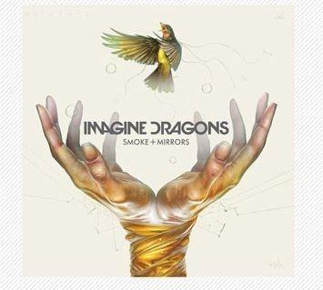 Imagine Dragons - Smoke + Mirrors Delux Cd Envio Incluido