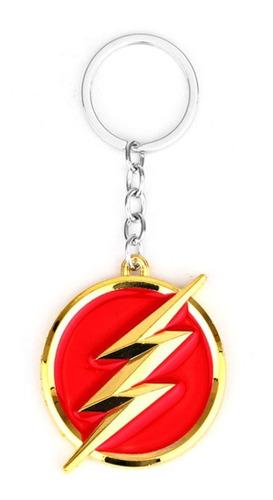 Llavero Liga De La Justicia Flash El Veloz Justice League