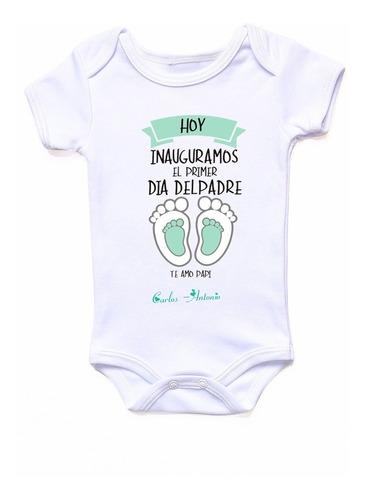 Pañalero 1er Dia Del Padre Niño/niña Bebes Envio