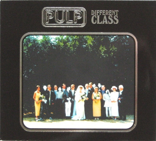 Pulp Different Class 2 Cd's Deluxe Edition Importado