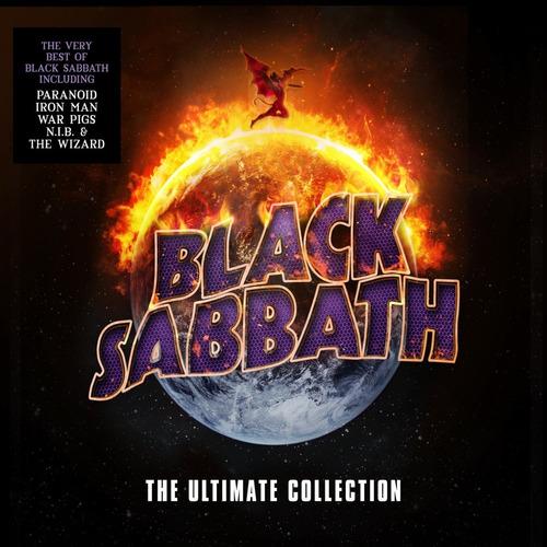 The Ultimate Collection - Black Sabbath - Lp Vinyl
