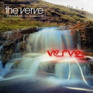 The Verve This Is Music: The Singles  Cd
