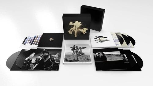 U2 - The Joshua Tree Boxset Super Deluxe 7 Vinyl Lp