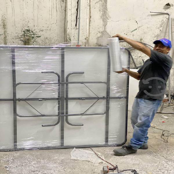 Fábrica de sillas y tablones potencia GB