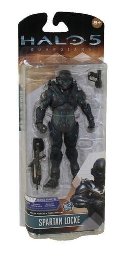 Figura Acción Halo 5 Guardians Series 1 Spartan Locke