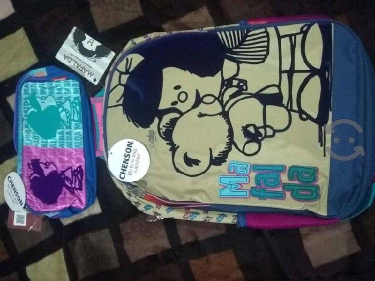 Hermosas mochilas y loncheras originales!