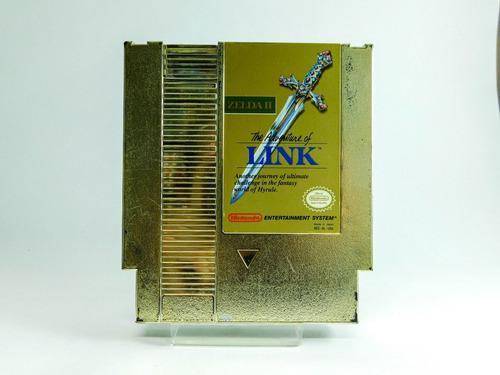 Juego Nes Zelda Ii: The Adventure Of Link