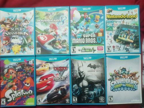 Juegos Para Nintendo Wii U, Mario, Smash, Splatoon