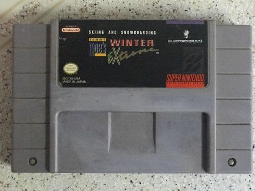 Juegos Super Nintendo 6 Video Juegos X 1100 Pesos