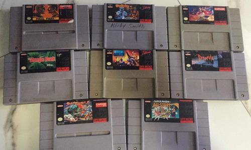 Juegos Super Nintendo Snes Super Mario Drácula Mortal