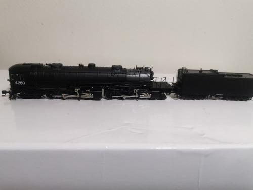 Locomotora. Electrica Íntermountain Railway Co. Al 50%