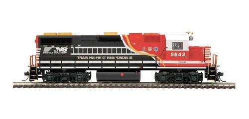 Locomotora Gp38-2 First Responders Dcc Con Sonidos Escala Ho