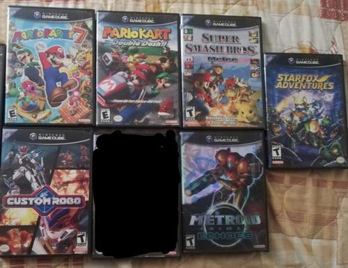 Lote De Juegos Para Gamecube (leer Descripcion)