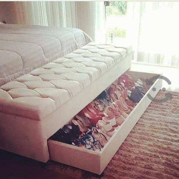 Nuevo Taburete pie de cama