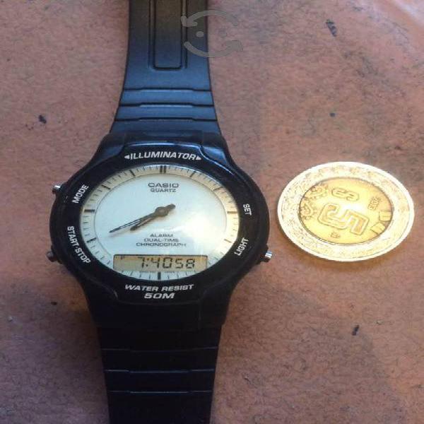 Reloj Casio AW-43 Vintage Dual excelente