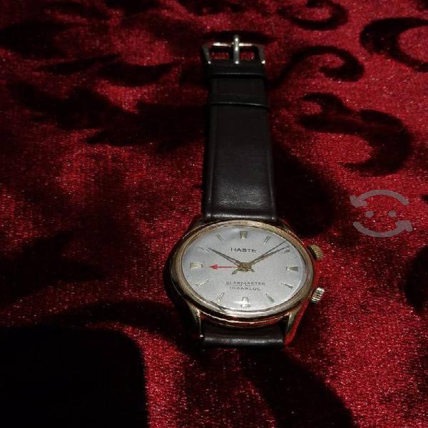Reloj Haste de alarma vintage de cuerda